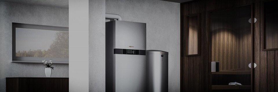 Heizen, Kühlen und Strom erzeugen im Neubau